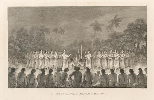 COOK, JAMES, CAPTAIN.  1728-1779.