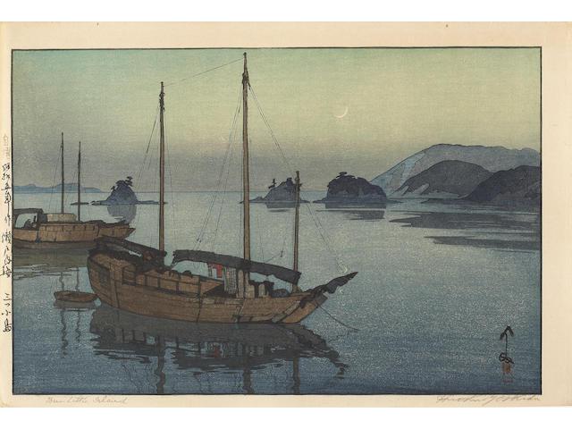 Hiroshi Yoshida (1876-1950): ten modern prints