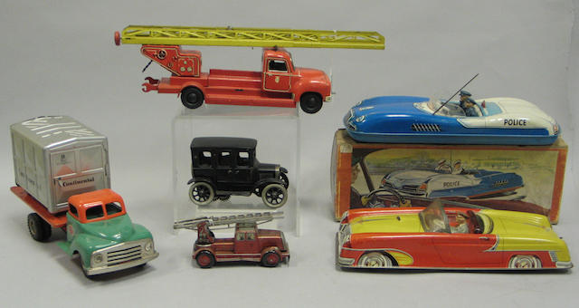 German Toy Cars
