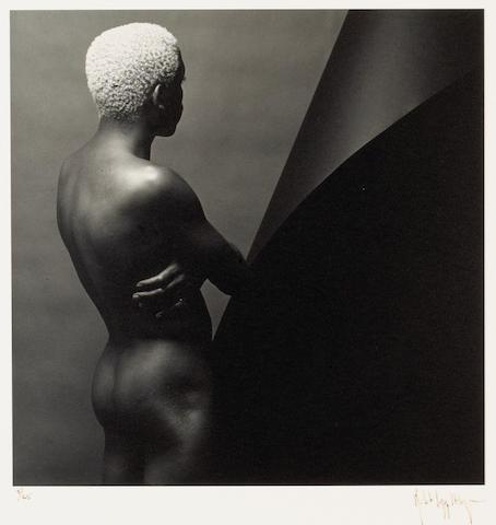 Robert Mapplethorpe (American, 1946-1989); 'Z' Portfolio; (13)