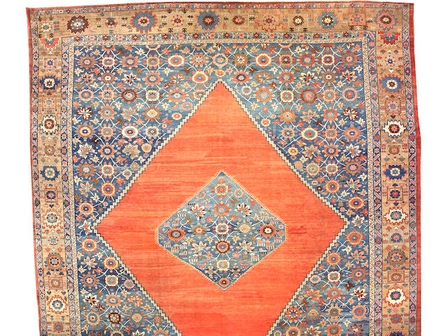 A Bakshaish carpet Northwest Persia, size approximately 15ft. 7in. x 18ft. 5in.