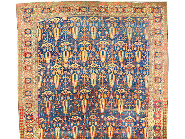 A Bakshaish carpet Northwest Persia, size approximately 14ft. 5in. x 18ft. 1in.