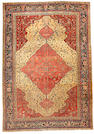 A Fereghan Sarouk carpet  Central Persia, size approximately 8ft. 6in. x 12ft. 3in.