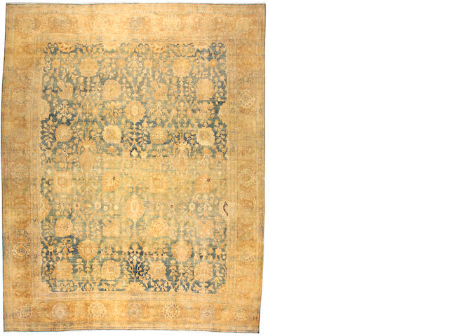 A Kerman carpet, South Central Persia, size approximately 12ft. x 15ft.
