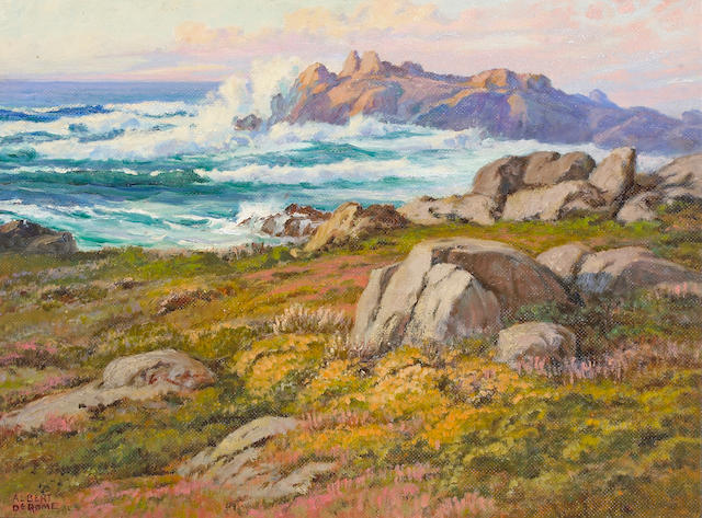 Albert Thomas DeRome (American, 1885-1959) Lucas Point