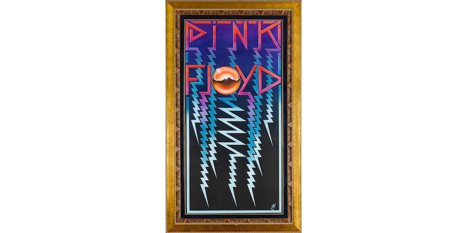 Alton Kelley: Pink Floyd,