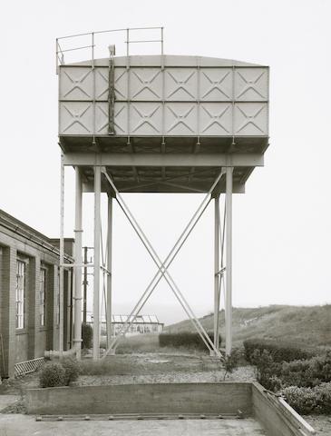Bernd and Hilla Becher (German, 1931-2007 and born 1934); Water Tower, Kirkham Gate, near Leeds, Eng