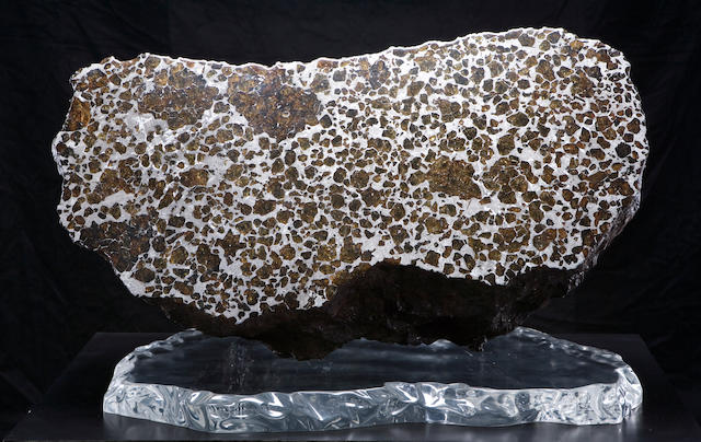 The World's Most Spectacular Meteorite – A Magnificent Space Gem Discovery