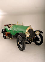 The ex-Cameron Peck and Lloyd Patridge,1913  Isotta Fraschini KM 10.6 liter Open Sports Tourer 5646