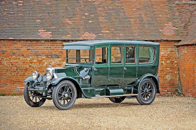 1915 Cadillac Type 51 V8 Limousine 145WB8C