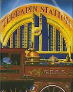 Stanley Mouse & Alton Kelley: Grateful Dead - Terrapin Station,
