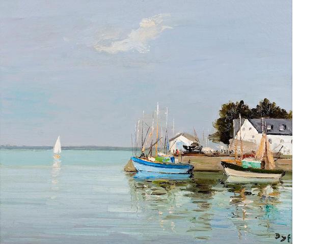 Marcel Dyf, Boats