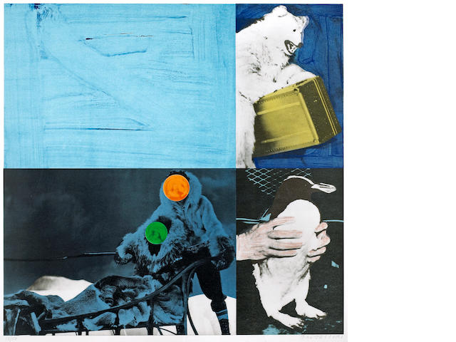 John Baldessari (American, born 1931); Cliché;