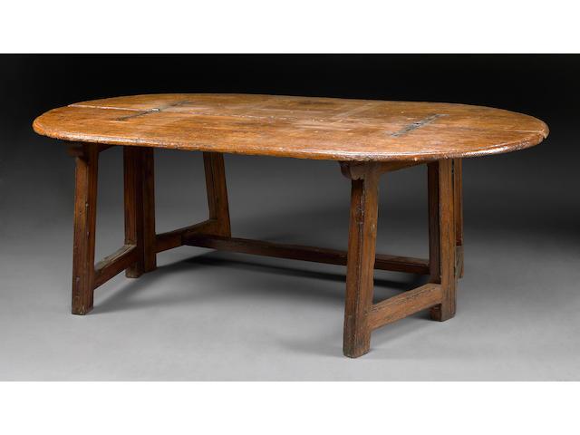 An Italian Baroque Monks table