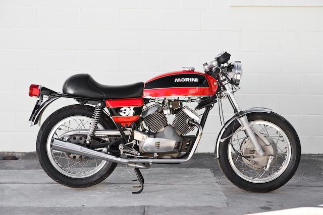 1976 Moto Morini 3½ 350cc