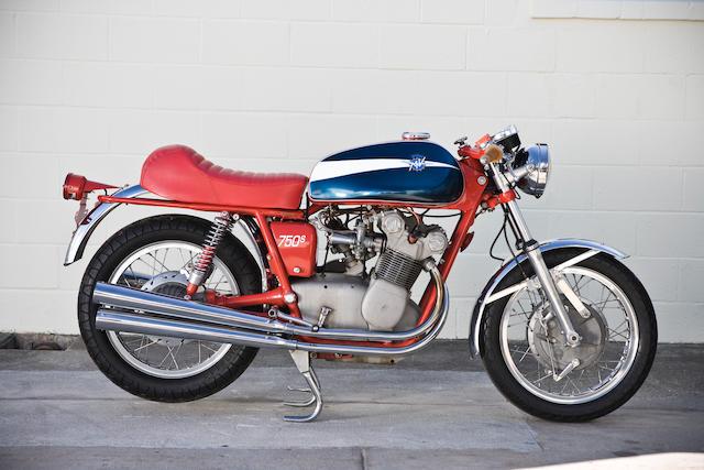 1973 MV Agusta 750cc Sport