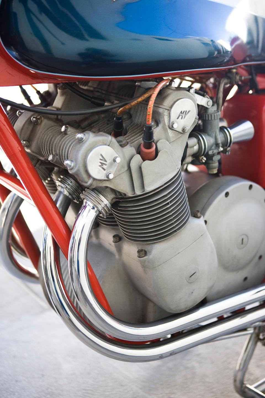 1973 MV Agusta 750S Engine no. 214039