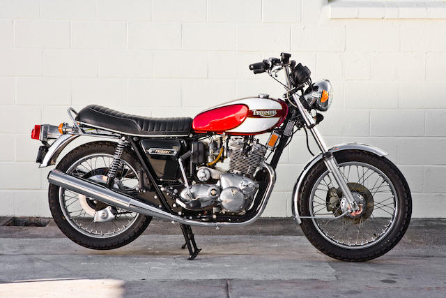1975 Triumph T160 Trident Frame no. TBD Engine no. TBD