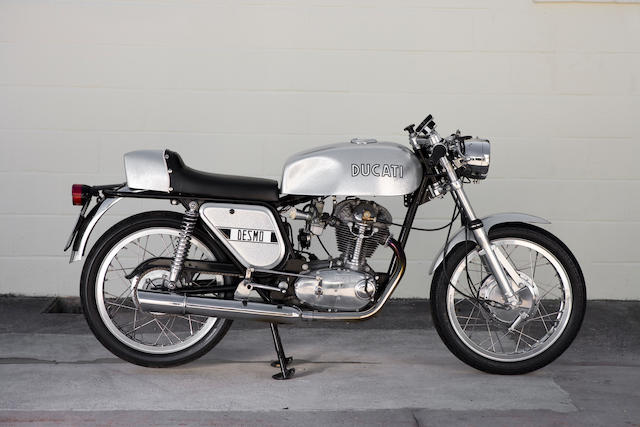 1972 Ducati Silver Shotgun