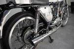 1972 Ducati Silver Shotgun Frame no. DM250G1*1032933
