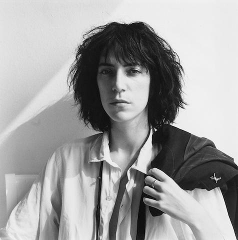 Robert Mapplethorpe (American, 1946-1989); Patti Smith;