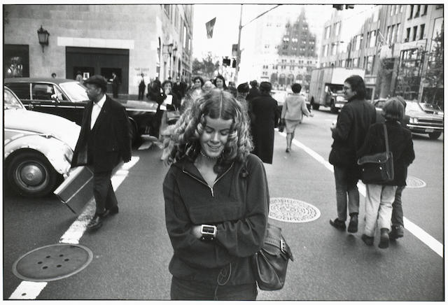 Garry Winogrand (American, 1928-1984); Untitled, from Women are Beautiful;
