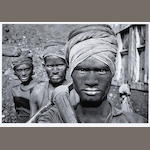 Sebastião Salgado (Brazilian, born 1944); Coal, India;