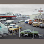 Stephen Shore (American, born 1947); 5th Street & Broadway, Eureka, California, September 2;