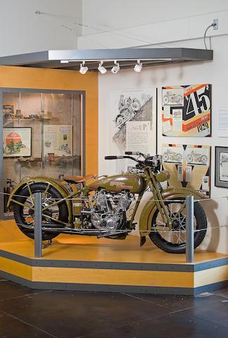 1929 Harley-Davidson JDH
