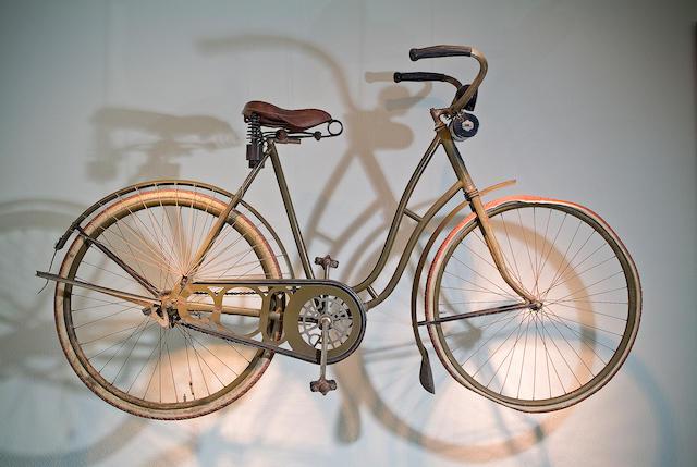 1918 Harley-Davidson Bicycle