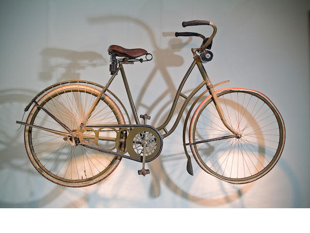 1918 Harley-Davidson Bicycle