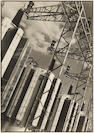 Margaret Bourke-White (American, 1904-1971); Transformers, Boulder Dam;