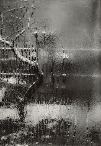 Josef Sudek (Czech, 1896-1976); From the Window of My Atelier;
