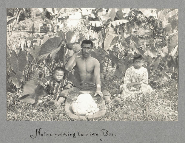 19th Century Photographs Images of Hawaii;
