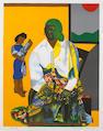 Romare Bearden (American, 1914-1988); Mecklenburg Autumn;