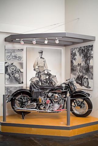 1940 Harley-Davidson 61ci EL