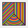 Sol Lewitt (American, 1928-2007); from Color Bands; (5)