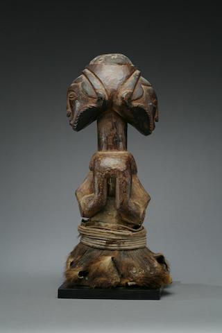 A Hemba double figure