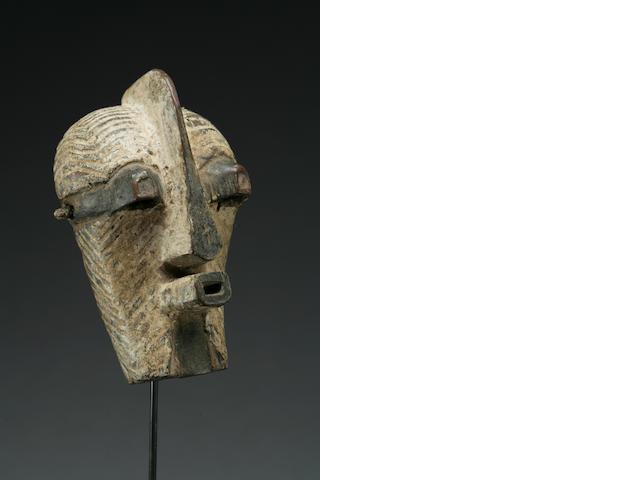 A Songye Kifwebe maskette