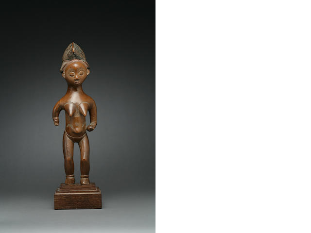 A superb Punu figure