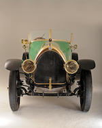 The ex-Cameron Peck and Lloyd Partridge,1913  Isotta Fraschini KM 10.6 liter Open Sports Tourer 5646