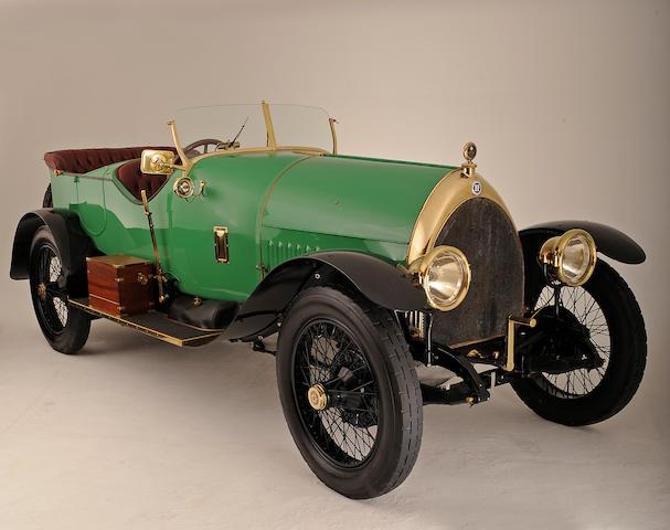 bonhams the ex cameron peck lloyd partridge 1913 isotta fraschini