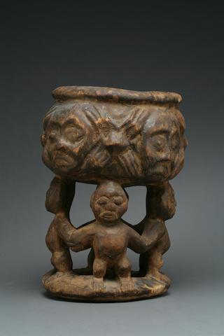 A Bamileke bowl