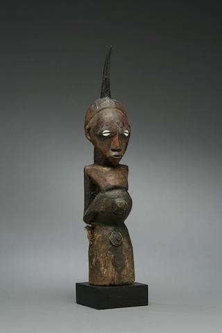 A Songye figure