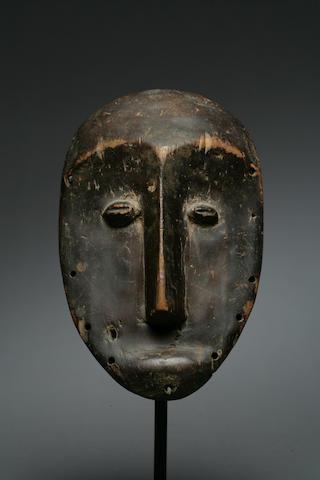 A fine Lega maskette