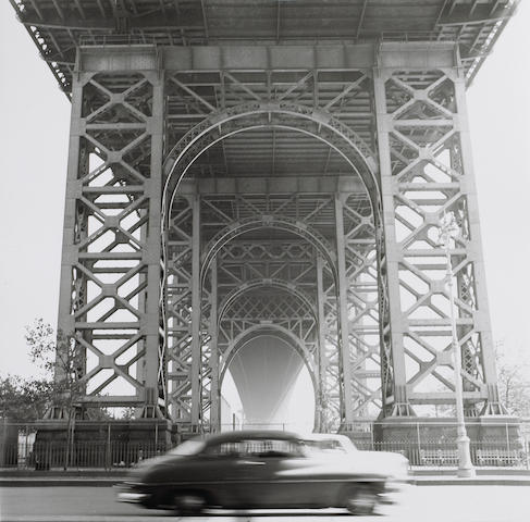 Edward Pfizenmaier (American, born 1926); Selected Images of New York; (4)