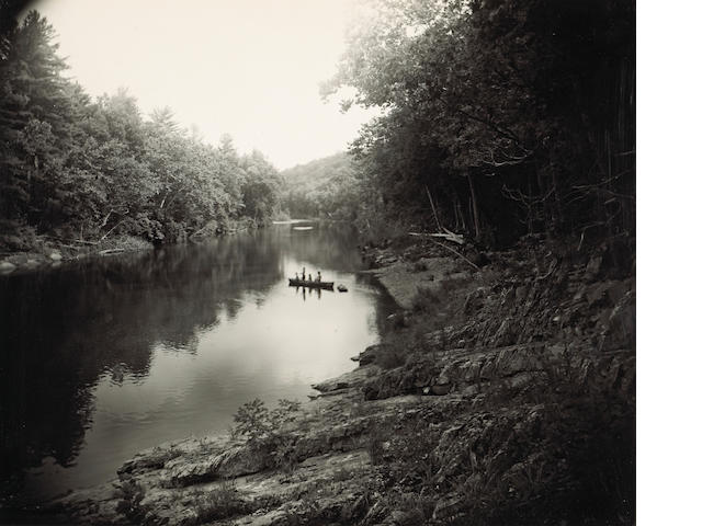 Sally Mann (American, born 1951); Crossing the Maury;
