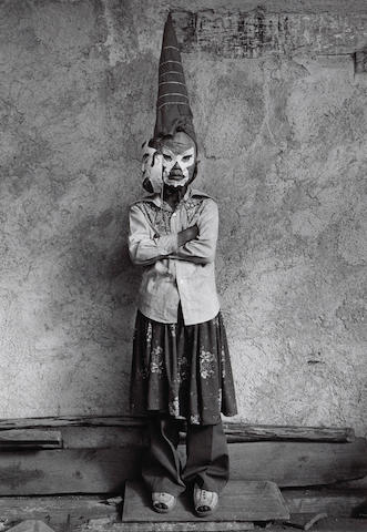 Graciela Iturbide (Mexican, born 1942); Jano (Janus), Ocumichu, Michoacán;