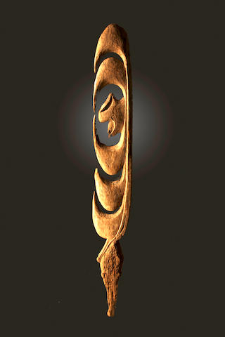 A Yimar spirit hook figure, yipwon