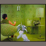 Sandy Skoglund (American, born 1946); Sandy Skoglund Germs are Everywhere;